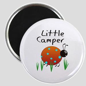 LITTLE CAMPER Magnets
