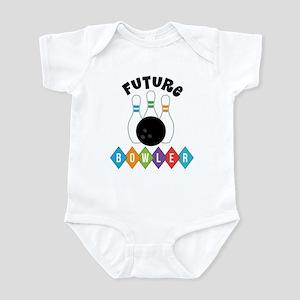 Future Bowler Infant Bodysuit