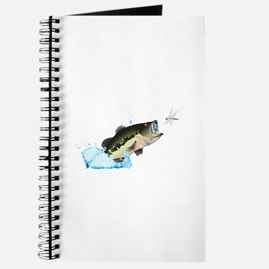 BASS AFTER DRAGONFLY Journal