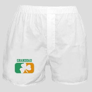 GRANDDAD (Irish) Boxer Shorts