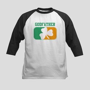 GODFATHER (Irish) Kids Baseball Jersey