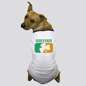 GODFATHER (Irish) Dog T-Shirt