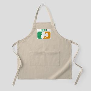 CHILD (Irish) BBQ Apron