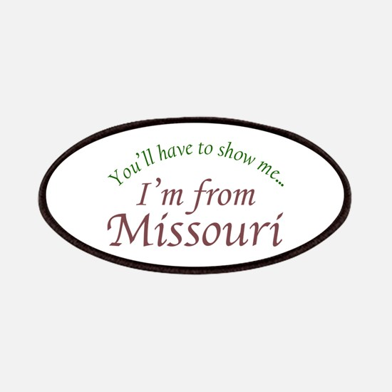 MISSOURI LOGO Patch