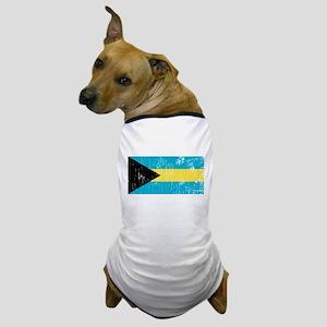 Vintage Bahamas Dog T-Shirt