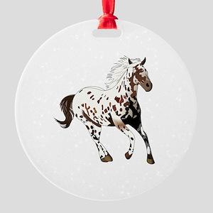APPALOOSA HORSE Ornament