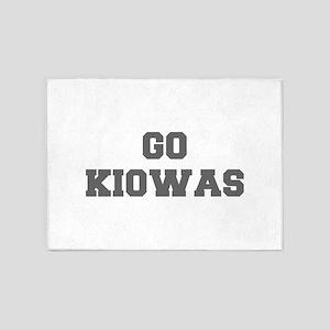KIOWAS-Fre gray 5'x7'Area Rug
