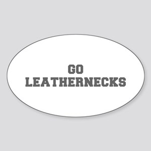 LEATHERNECKS-Fre gray Sticker