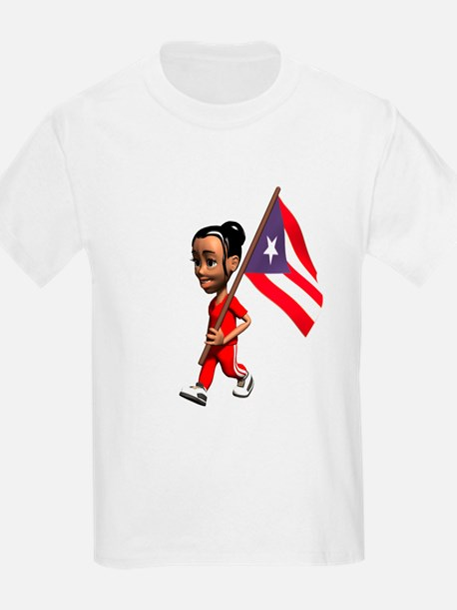 Puerto Rico Girl T-Shirt