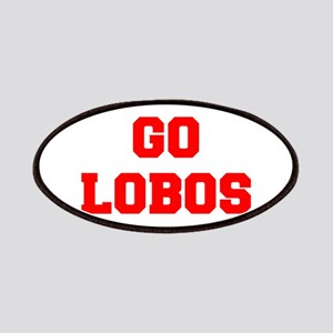 LOBOS-Fre red Patch
