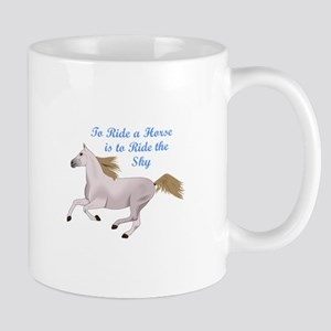 RIDE THE SKY Mugs