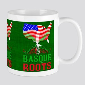 Basque American Roots Mugs