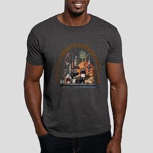 Gaelic Vintage Halloween Dark T-Shirt
