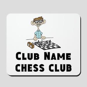 Chess Club Mousepad