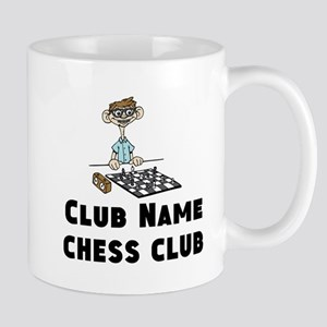 Chess Club Mugs