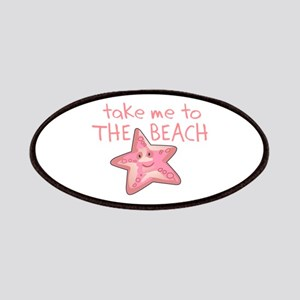 TO THE BEACH Patch