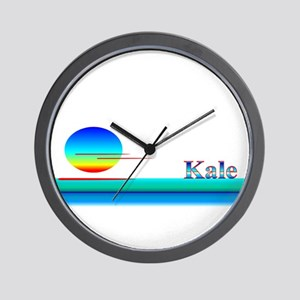 Kale Wall Clock