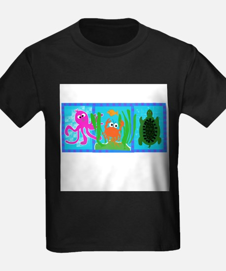 Undersea Adventure Kids T-Shirt