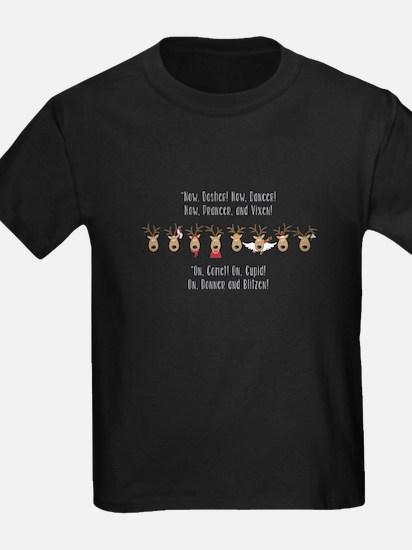 Now Dasher T-Shirt