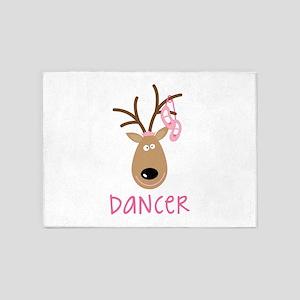 DANCER 5'x7'Area Rug