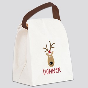 DONNER Canvas Lunch Bag