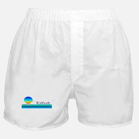 Kaliyah Boxer Shorts