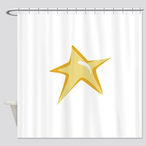 STAR Shower Curtain