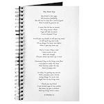 Yoga Poem Light Journal