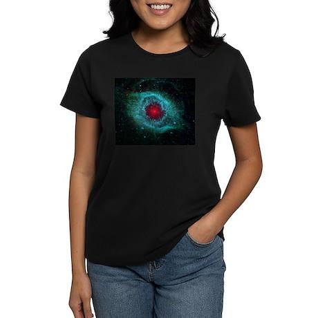 Helix Nebula Women's Dark T-Shirt