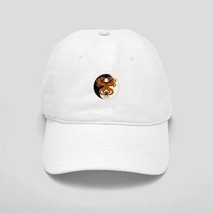 Yin Yang Dragons 7 Cap