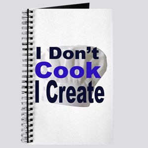 I Don't Cook I Create2 Journal