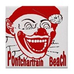 Pontchartrain Beach Tile Coaster