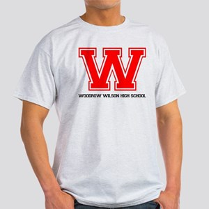 Woodrow Wilson Light T-Shirt