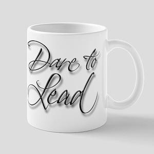 Dare to Lead Mug