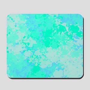 Sea Glass Memories Mousepad