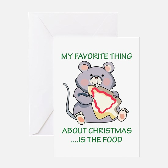 My Favorite Thing Greeting Cards