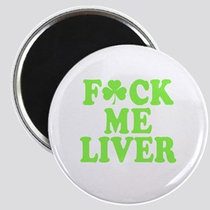 St. Patrick's Day Drinking Party Magnet