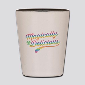 Magically Delicious Vintage Shot Glass