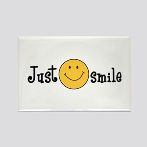JUST SMILE Magnets
