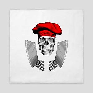 Butcher Skull Queen Duvet