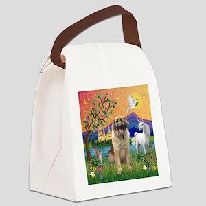FantasyLand-Leonberger (G) Canvas Lunch Bag