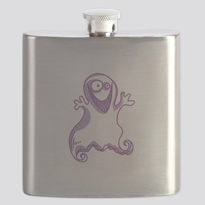 GHOSTS Flask