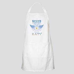 Never underestimate the power of Katy Light Apron