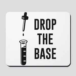 Drop the Bass Chemistry Base Mousepad