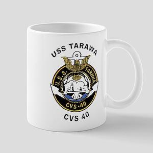 USS Tarawa CVS-40 Mug