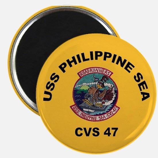 USS Philippine Sea CVS- 47 Magnet