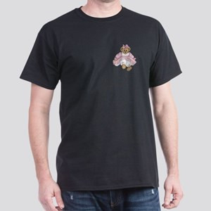 BEAR - PINK DRESS Dark T-Shirt