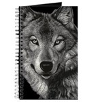 Wolf Sketch Journal