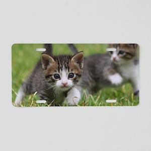 Cat_2015_0102 Aluminum License Plate