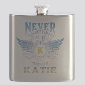 Never underestimate the power of Katie Flask